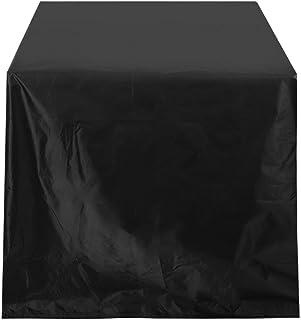Cubierta de Muebles Al Aire Libre Mesa de Patio y Silla Conjunto De Protección de Todo el Tiempo Impermeable a Prueba de Polvo Cubiertas de Protección(123cm *123cm * 74cm)