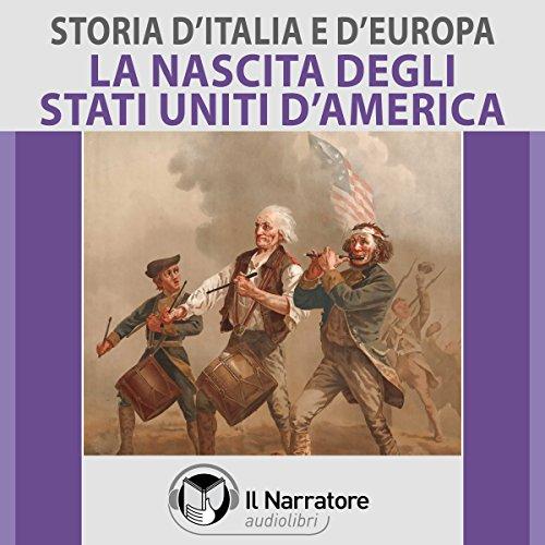 La nascita degli Stati Uniti copertina