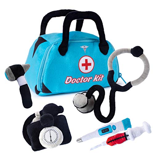 Toy Doctor Kit for Toddlers   Doctor Playset for Kids   Kid Doctor Set   Doctor Kit...