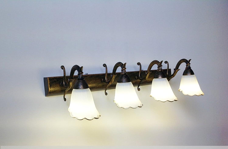 Klassische LED Europische Spiegel Vorne Lampe Bad Lampe Spiegel Lampe Lampe Lampe (gre   Four-64  18cm)