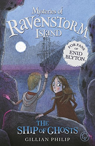 The Ship of Ghosts: Book 2 (Mysteries of Ravenstorm Island) (English Edition)