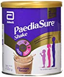 PaediaSure Shake Children's Food Supplement Drink Mix for Growth and Development, Chocolate, 400 g