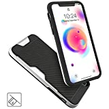 PORTHOLIC iPhone X Hlle Brieftaschen Handyhlle fr iPhone X/iPhone 10 mit...