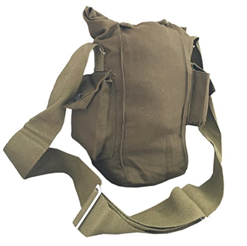 Ganwear Sowjetisch Russische UdSSR Militärarmee Umhängetasche Tragetasche Khaki Grün
