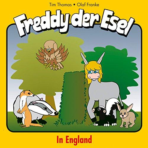 In England (Freddy der Esel 22) Titelbild