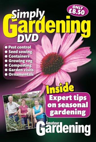 Amateur Gardening Magazine Simply Gardening DVD