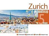 Popout Map Zurich (Popout Maps)