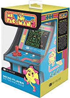 RETRO MS PAC-MAN MICROPLAYER