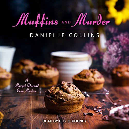 Muffins and Murder audiobook cover art