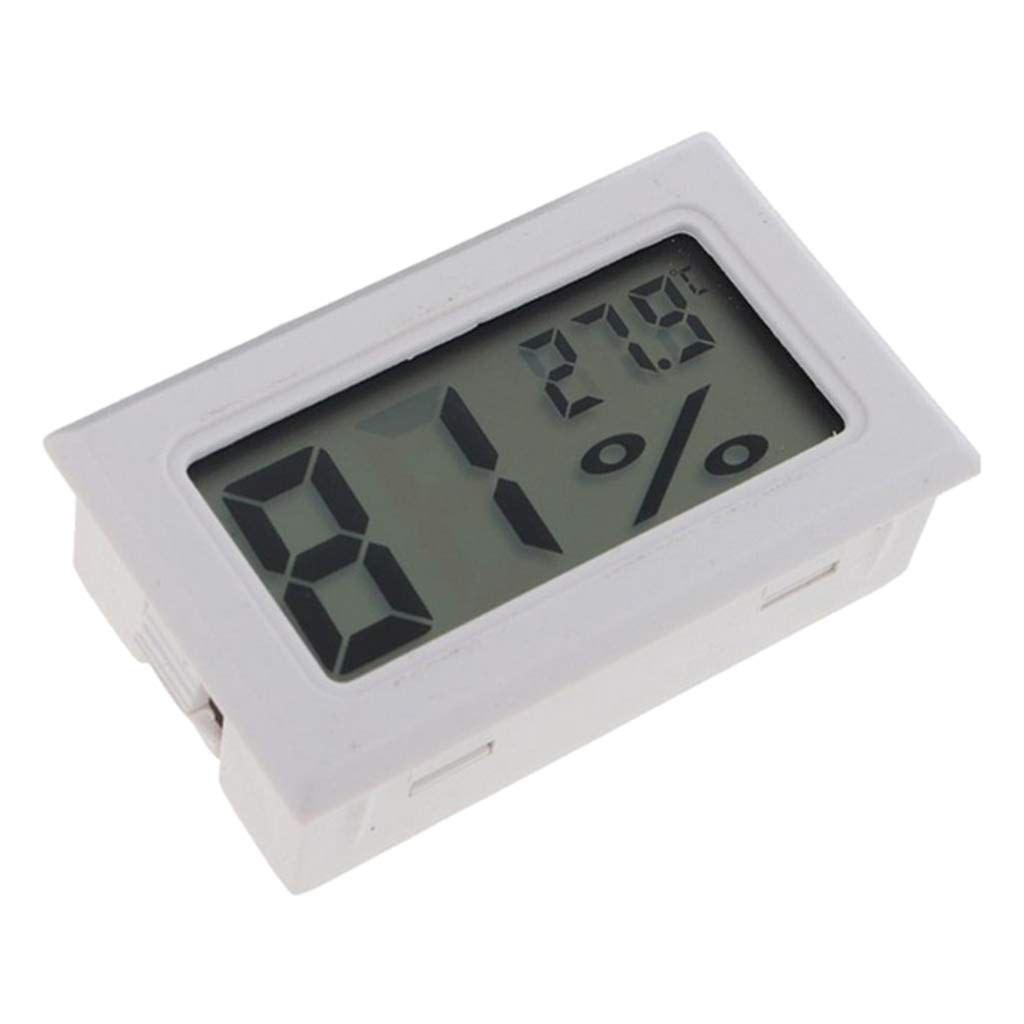 Almencla Digitales Thermo-Hygrometer Thermometer Raumthermometer