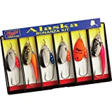Mepps K7 Alaska Bonanza Kit - Plain Single Hook Lure Assortment