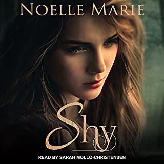 Shy audiobook cover art