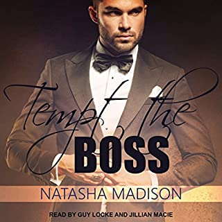 Tempt the Boss audiobook cover art