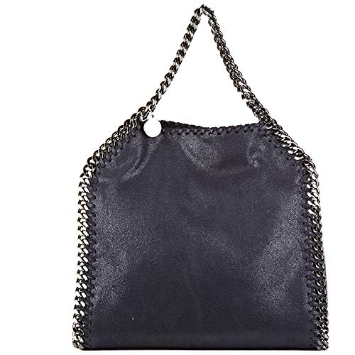Stella McCartney borsa a mano Falabella Mini donna navy