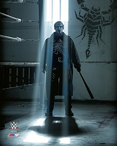 "WWE Sting Posed Photo (Size: 8"" x 10"")"