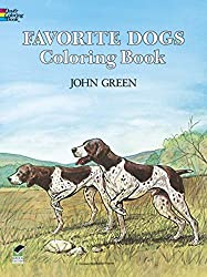 favorite dog coloring book for adults