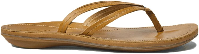 OluKai Women's Leather U'I Sandal