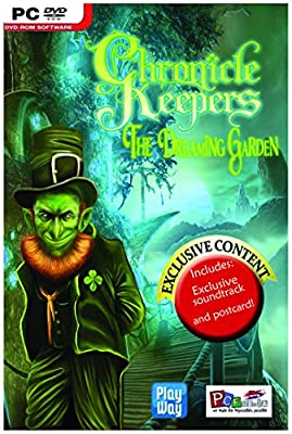 Chronicle Keepers: The Dreaming Garden Collectors Edition (PC DVD)