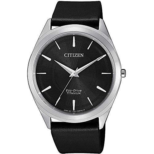 Citizen Herren-Solaruhr Eco-Drive Titan BJ6520-15E