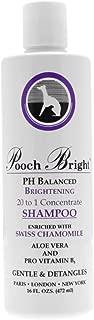 Les Pooch Bright PH Balanced Shampoo, 16 Ounce
