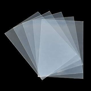 5PCS LCD/SLA FEP Película Reemplazo de filamentos de impresora 3D para fotón Impresora 3D Impresora 3D Aprobación de película Film-20 * 14cm