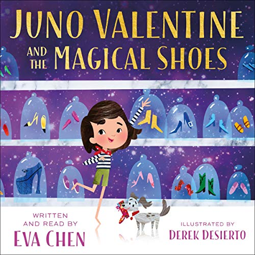 Juno Valentine and the Magical Shoes  By  cover art