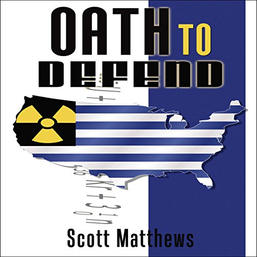 Oath to Defend audiobook cover art
