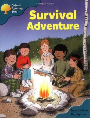 Oxford Reading Tree: Stage 9: Storybooks (magic Key): Survival Adventureの詳細を見る