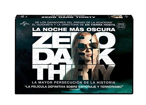 La Noche Más Oscura - Edición Horizontal [DVD]