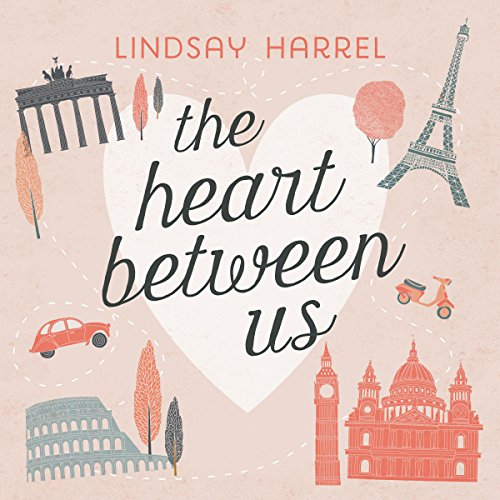 The Heart Between Us audiobook cover art
