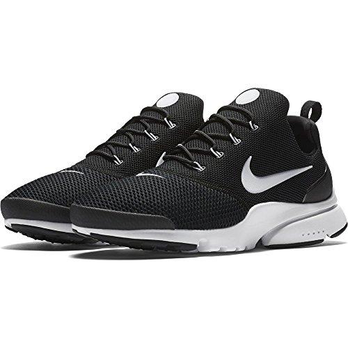 Nike Presto Fly, Zapatillas de Gimnasia para Hombre, Negro (Black/White/Black 002), 45 EU