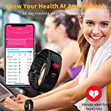 Zoom IMG-1 zeerkeer orologio da braccialetto fitness