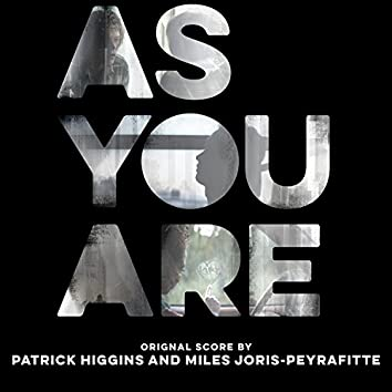 As You Are (Original Motion Picture Score)