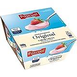 Pascual – Yogur de Fresa Pasteurizado - 4 x 125 g