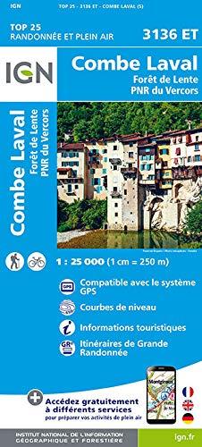 Combe Laval - Foret de Lente - PNR du Vercors