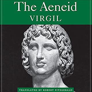 The Aeneid                   By:                                                                                                                                 Robert Fitzgerald (translator),                                                                                        Virgil                               Narrated by:                                                                                                                                 Christopher Ravenscroft                      Length: 8 hrs and 40 mins     94 ratings     Overall 4.0
