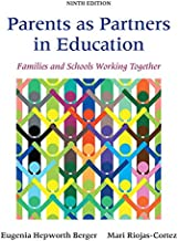 Parents as Partners in Education with Enhanced Pearson eText, Loose-Leaf Version with Video Analysis Tool -- Access Card P...