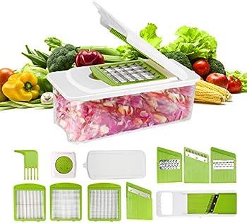 Chopzik 7-in-1 Vegetable Chopper
