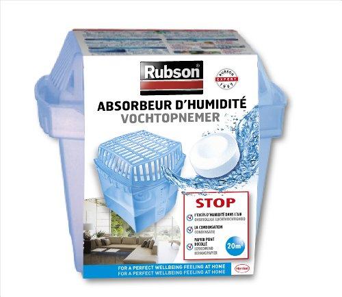 classement un comparer RUBSON1852173 Absorbant d'humidité Basic Stop Classic