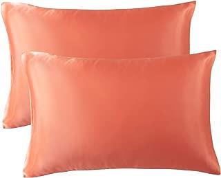 Best coral european pillowcase Reviews