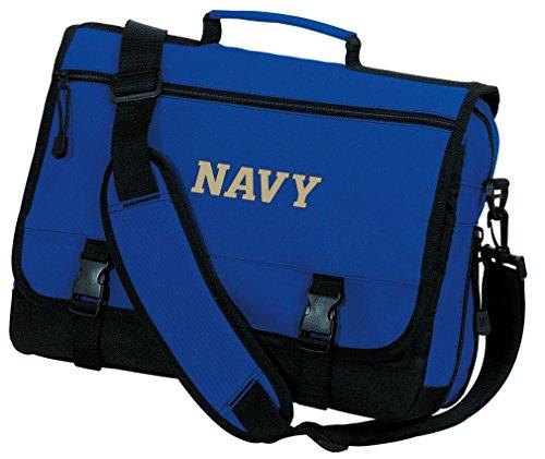 USNA Navy Laptop Bag OFFICIAL Naval Academy Messenger Bags