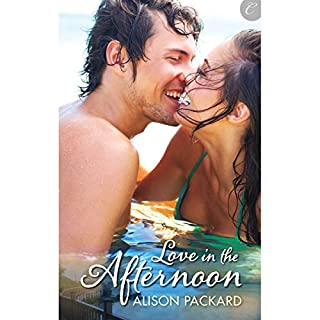 Love in the Afternoon audiobook cover art