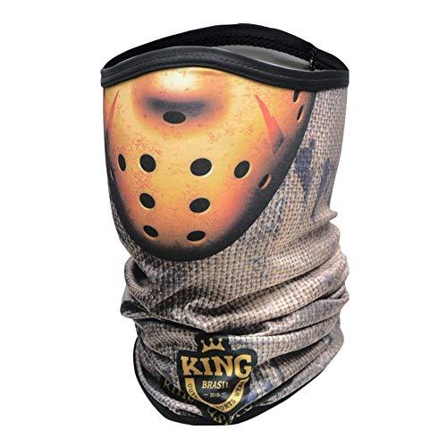 Bandana Mascara Pesca King com Proteção Solar UV 05 Jason