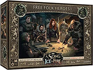 Song of Ice & Fire: Free Folk Heroes Box 1
