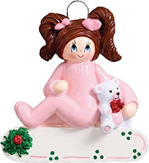 toddler girl christmas ornaments