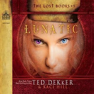 Lunatic audiobook cover art