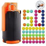 LoKauf Granate Handgranate Wasserperlen Spielzeug Water Bullet Bomb Granate für Nerf + 50er Darts...