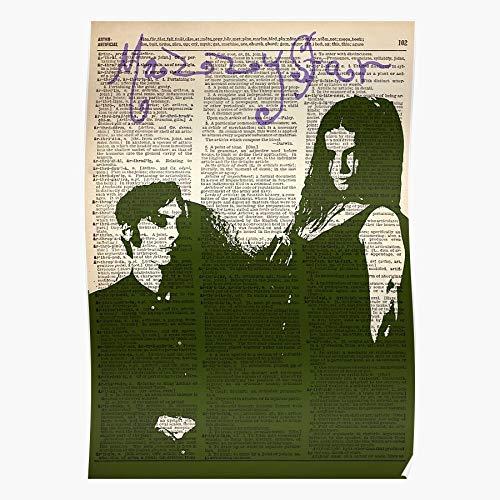 Art Disco Punk Dub Funk Pop Star Glam Home Decor Wall Art Print Poster !! Home Decor Wall Art Print...
