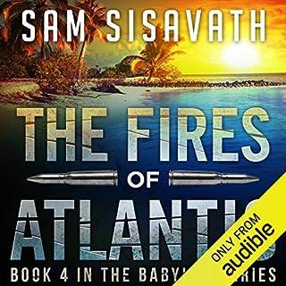 The Fires of Atlantis Titelbild