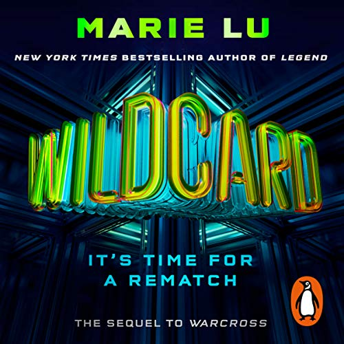 Wildcard      Warcross, Book 2              By:                                                                                                                                 Marie Lu                               Narrated by:                                                                                                                                 Nancy Wu                      Length: 10 hrs and 51 mins     18 ratings     Overall 4.3